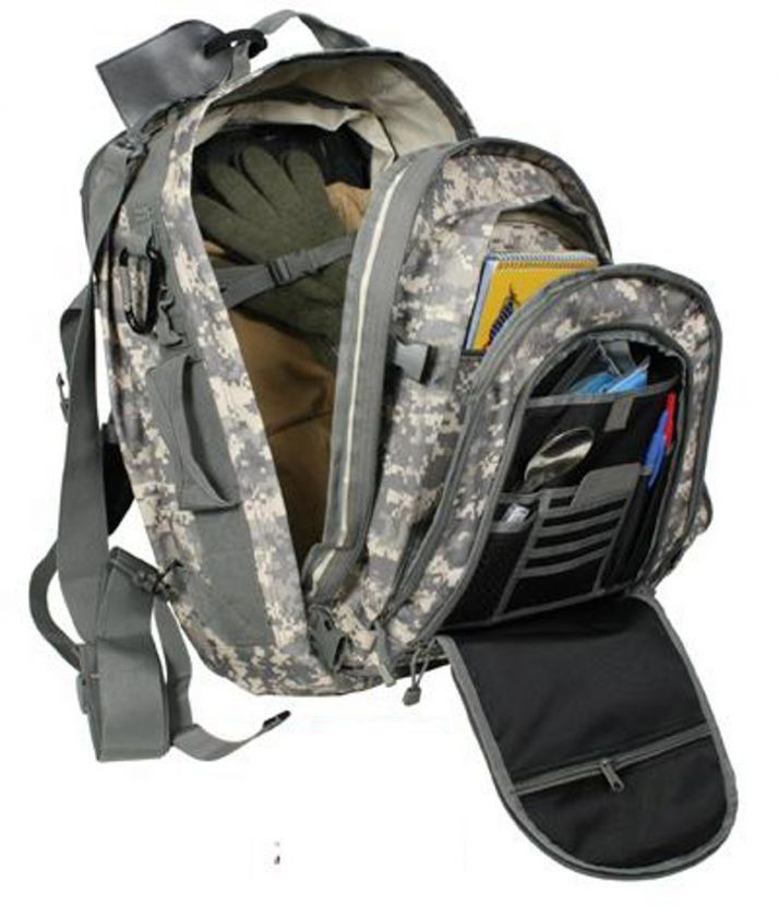 MILITARY MOLLE MOVE OUT TRAVEL BAG/BACKPACK ACU DIGITAL