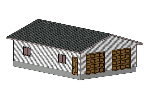 28 x 40 garage shop plans materials list blueprints for 28 x 24 garage plans